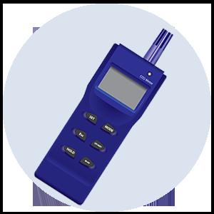 Home Inspector's C02 Detector