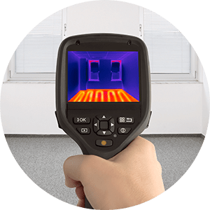 Home Inspection Thermal Imaging Camera